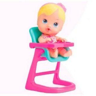 Boneca Little Dolls Cadeirao Diver Toys