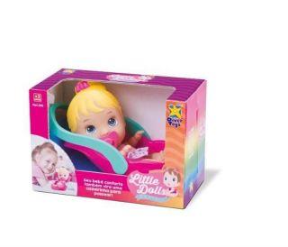Boneca Little Dols Conforto Diver Toys