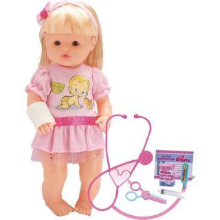 Boneca Minha Dodoizinha Gessinho Sid Nyl