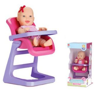 Boneca Mini Miudinhas Papinha Diver Toys