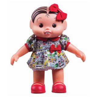 Boneca Monica Quadrinhos Multibrink