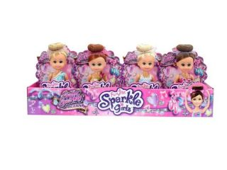 Boneca Sparkle Girlz Mini Bailarin