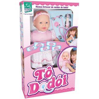 Boneca To Dodoi Super Toy