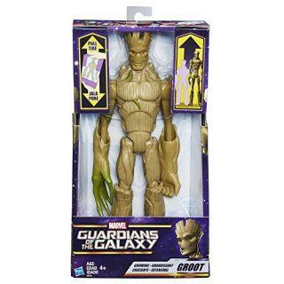 Boneco Guardioes Da Galaxia Groot