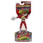 Boneco Power Rangers Dino Charge Vermelho Sunny