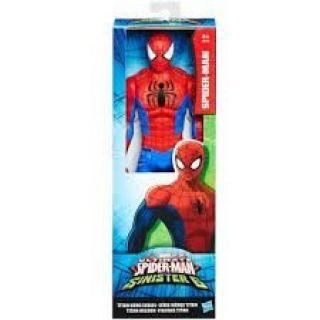 Boneco Spider Man Titan Homem Aranha Hasbro