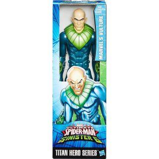 Boneco Spider Man Titan Vulture Hasbro