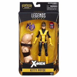 Boneco X-Men Legends Kitty Pryde Hasbro