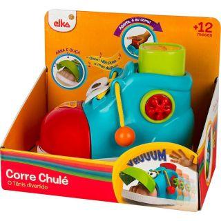 Brinquedo Corre Chule Elka