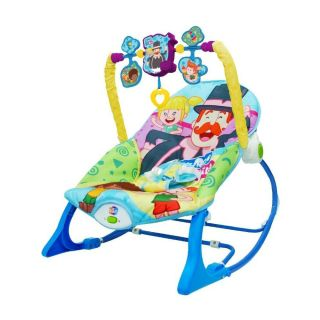 Cadeira De Balanço Mundo Bita Yes Toys