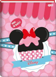 Caderno Brochurao C/D 48 Folhas Disney Sweetie Jandaia