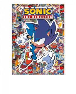 Caderno Brochurao C/D 96 Folhas Sonic Foroni