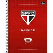 Caderno C/D 01 Materia Sao Paulo 80 Folhas Tilibra