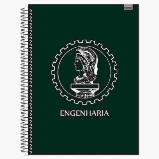 Caderno C/D 10 Materias Engenharia Civil Sao Domingos
