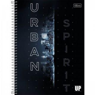 Caderno Universitário 10 Matérias Up 160 Folhas Tilibra