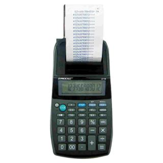 Calculadora De Impressao 12 Digitos Lp18 Prolac