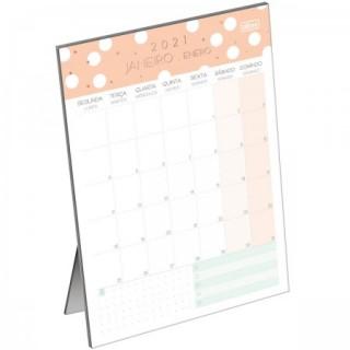 Calendario Planner Mesa Soho Tilibra