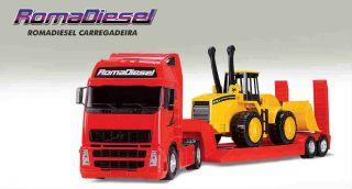 Caminhao Diesel Carregadeira Still Roma