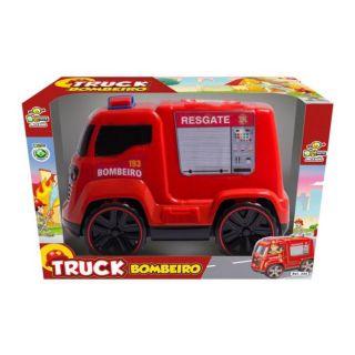 Caminhao Truck Bombeiro Bs Toys