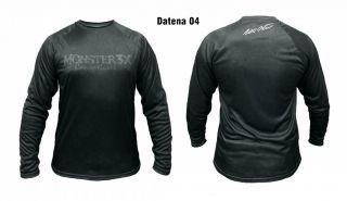 Camisa Pesca Datena M 04 Monster 3x