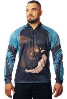 Camisa Pesca Tambaqui M 3 Real Hunter