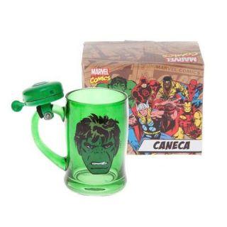 Caneca Com Campainha Hulk Unica Zona Criativa