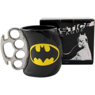 Caneca Soco Ingles 350ml Batman Zona Criativa