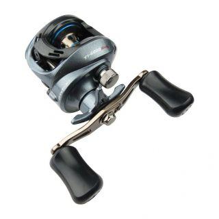Carretilha De Pesca Titan Gto 6000 6 Rolamentos Esquerda Marine Sports