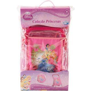 Carrinho De Bebe Princesas Multibrink