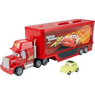 Carrinho Mack Viajante Carros 3 Mattel