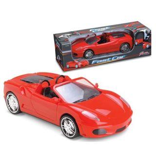 Carro De Brinquedo Esporte Fast Car Silmar
