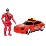 Carro Fatal War Bombeiro Bs Toys