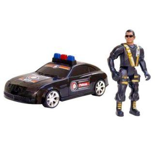Carro Fatal War Swat Bs Toys