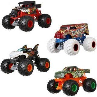 Carro Hot Wheels Monster Trucks Mattel 1 UNIDADE SORTIDO