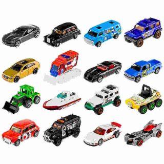 Carro Matchbox Basicos Sortido Mattel 1 Unidade