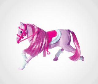 Cavalo Fashion Briqnuedo Miniatura Lider