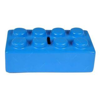 Cofre Ceramica Puzzle Azul Urban
