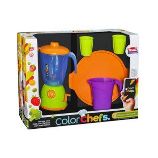 Color Chefs Kit Liquidificador Usual Brinquedos