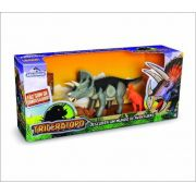 Dinossauro Triceratopo Adijomar - Sortidos