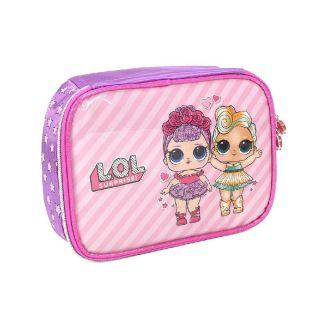 Estojo 1 Divisoria Lol 34616 Pink Luxcel