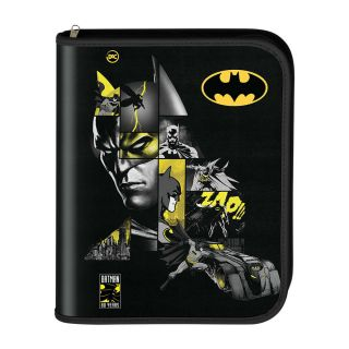 Fichario Universitario 48 Folhas Batman Dac