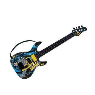 Guitarra Infantil Batman Cavaleiro