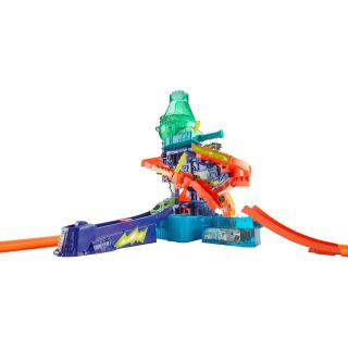 Hot Wheels Estação Científica Mattel