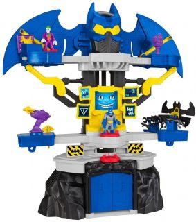 Imaginext Batcaverna De Combate Mattel