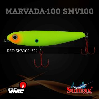 Isca Artificial Marvada 100 15g Cor 524 Sumax