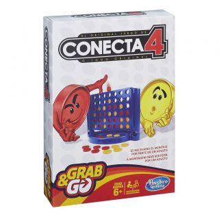 Jogo Connect 4 Grab E Go Hasro