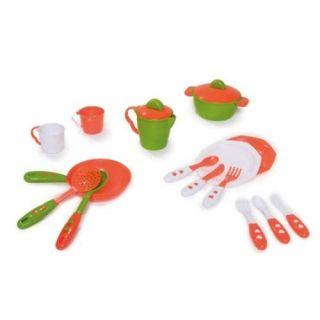 Kit De Cozinha Verde Calesita