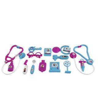 Kit Medico Frozen Plastico Grande Toyng