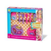Kit Papinha Do Bebe Diver Toys