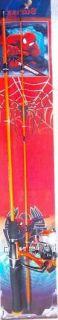 Kit Pesca Infantil 1 Molinete E 1 Vara Thunder Kids Cores Sumax Laranja Vara 1,5m
